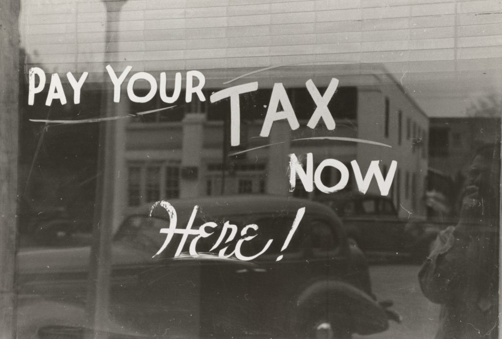 Do you live in one of these income tax hotspots?